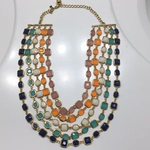 Kate Spade multi strand necklace